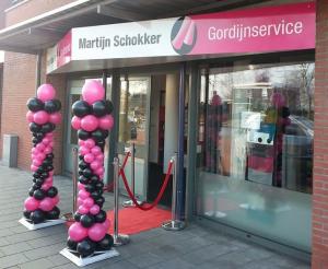 Ondernemend Vroomshoop Martijn Schokker Gordijnservice en ...
