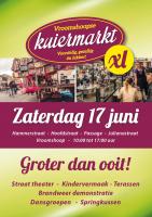 kuiermarkt poster