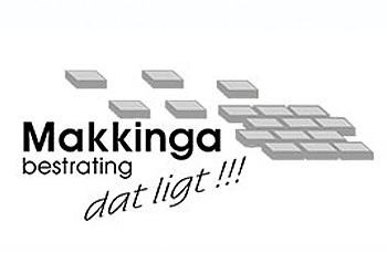 Bestratngsbedrijf Makkinga logo