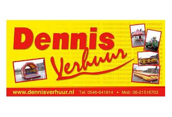 Dennis Verhuur logo