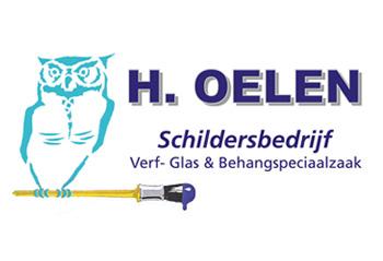 Schildersbedrijf H Oelen logo